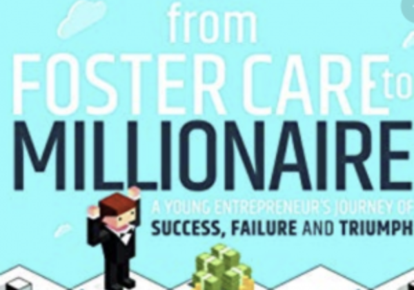 From Foster Care to Millionaire: A Young Entrepreneur's Story of Tragedy and Triumph by Cody McLain (Book Review #639) — Review Tales by Jeyran Main